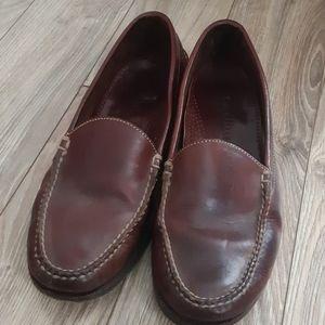 * vintage * Cole hann leather loafer